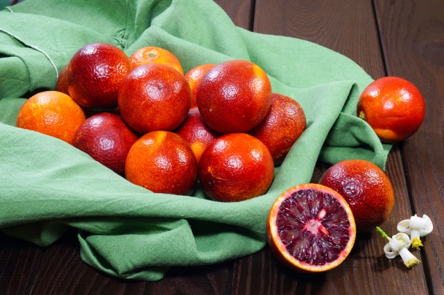 arancia rossa