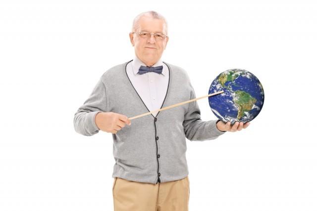 Lezione di geografia
