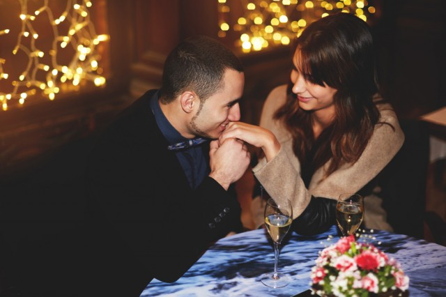 san valentino innamorati cena