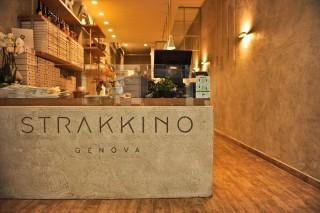 Strakkino, Genova
