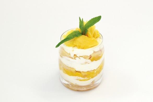 Il tiramisù ai frutti esotici di Ambra Romani dalla Prova del Cuoco