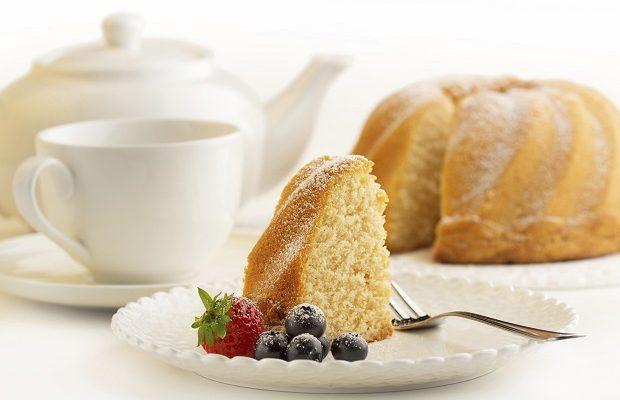 Torta Paradiso all'arancia: la ricetta con il Bimby