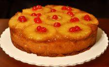 La torta ananas e yogurt con la ricetta per il Bimby