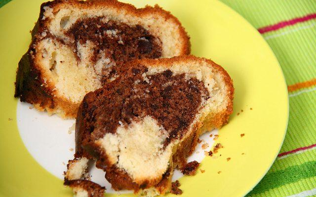 La torta bicolore con la ricetta di Cotto e Mangiato
