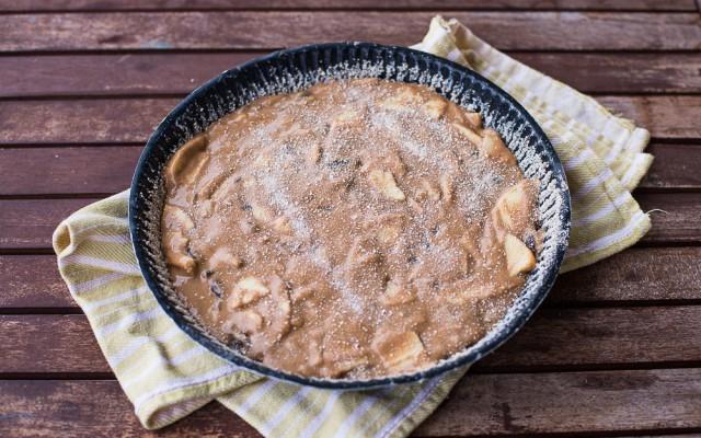 torta rustica di mele (4)