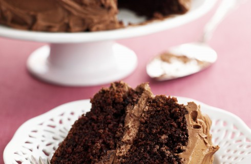 Fudge cake al cioccolato