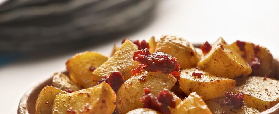 Patate con chorizo: ricetta messicana