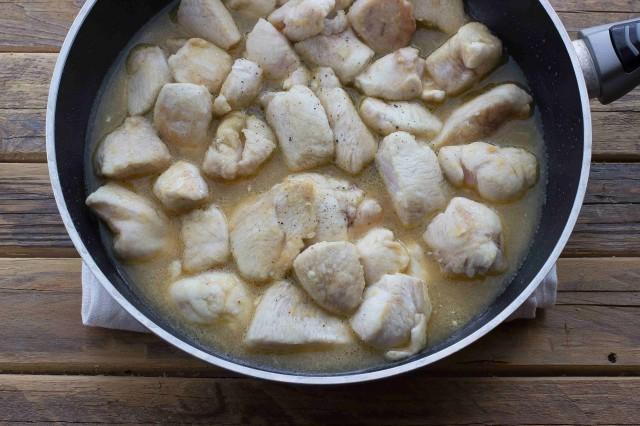 pollo agli agrumi B Step 3