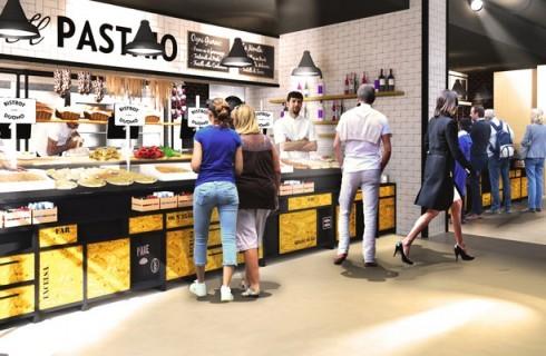 Mercato del Duomo di Milano: ci sarà anche Spazio di Niko Romito
