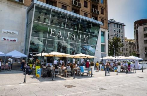 Eataly – Ristorantini, Milano