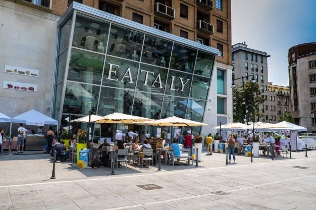 Eataly - Ristorantini, Milano
