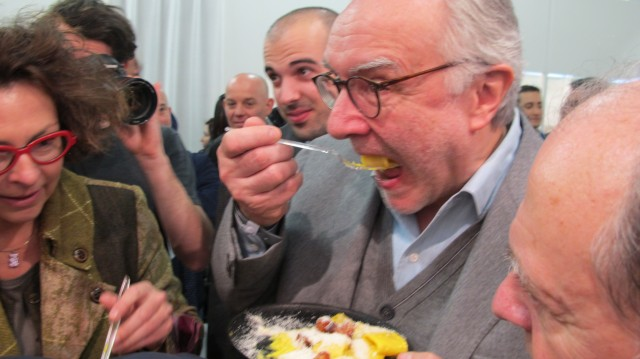alain ducasse mangia la carbonara