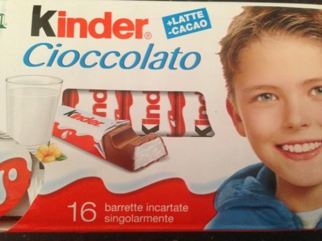 Kinder Cioccolata