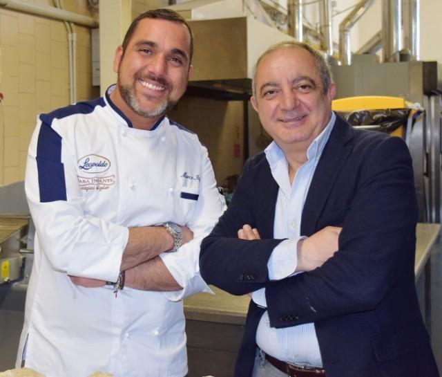 Marco e Patrizio Infante