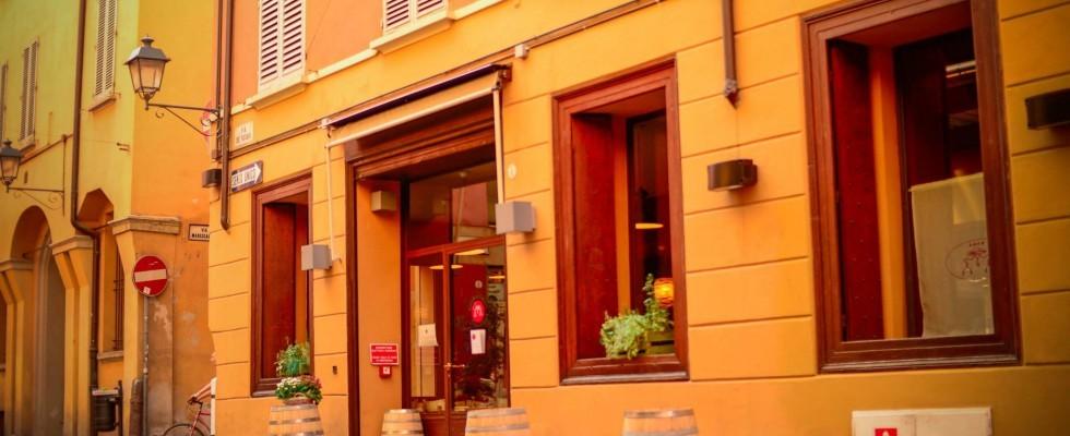 Osteria del Cappello, Bologna