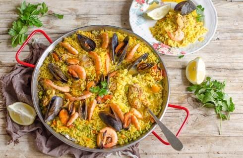 Ricetta della paella mista: tradizione spagnola