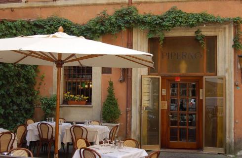 Piperno, Roma