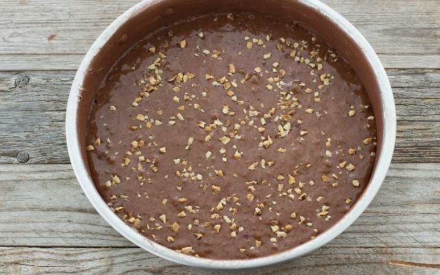 Step 3 torta nocciole e cioccolato