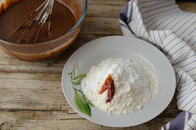 Torta al cioccolato e peperoncino (3)