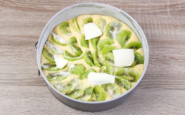 Torta di kiwi step (6)