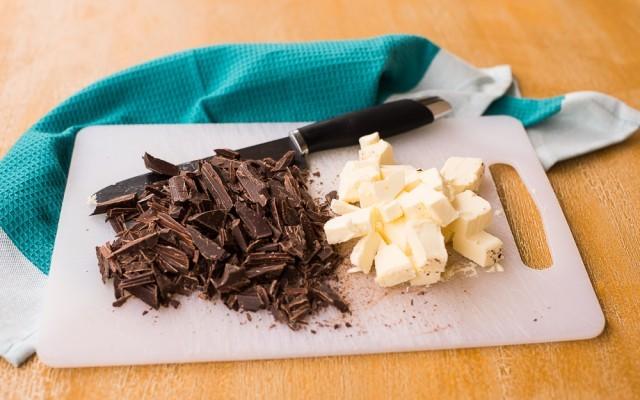 Torta di mele e cioccolato step (1)