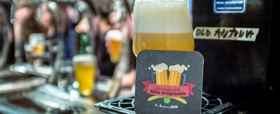 Passione birra: torna la Settimana della Birra Artigianale