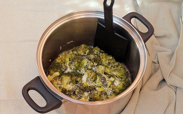 broccoli affogati step11