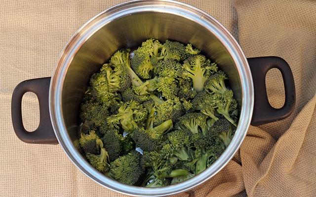 broccoli affogati step6