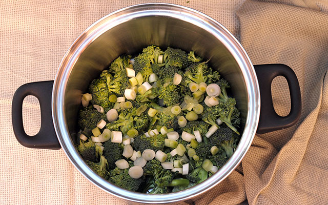broccoli affogati step7