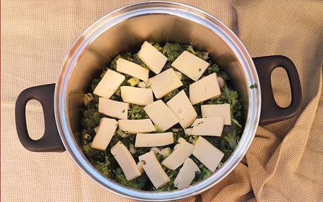 broccoli affogati step9