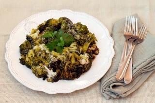 Broccoli affogati