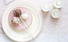 La ricetta dei cake pops light