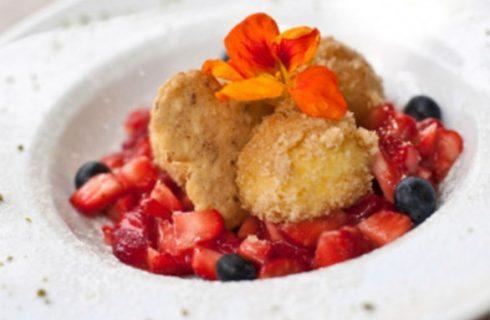 I canederli dolci con la ricetta tipica del Trentino