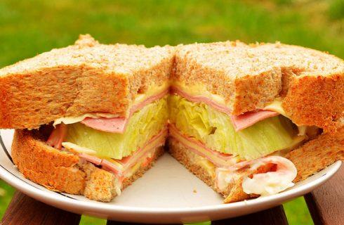 Sandwich, panini e non solo: lo street food al cinema