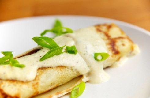 Le crespelle agli asparagi con  la ricetta facile da fare