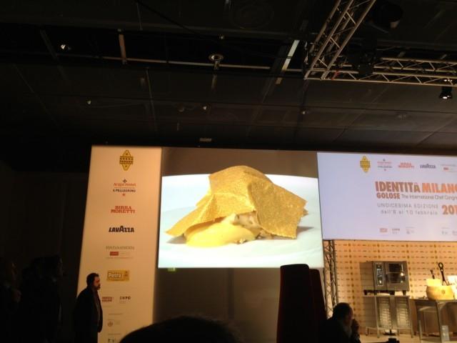 il pane è oro bottura