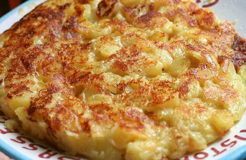 Il frico con la ricetta originale del Friuli