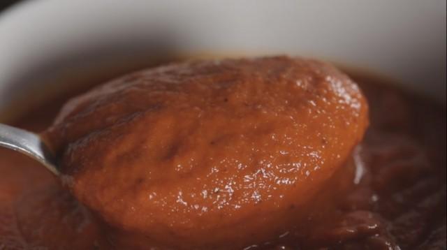 ketchup still life