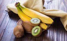 Come preparare la mousse ai kiwi e banana