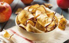 Come fare le mele essiccate da usare nei dolci