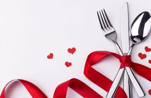 Menù di San Valentino: i 4 errori da evitare