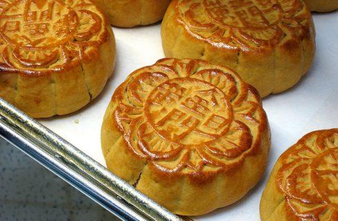 La ricetta della Mooncake, la tradizionale Torta Lunare cinese