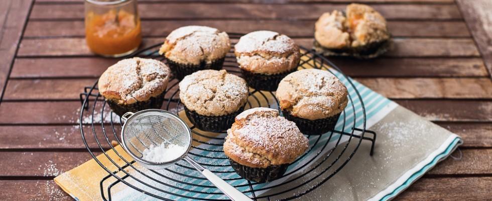 Ricetta Muffin Un Uovo.Muffin Senza Uova E Burro Ricetta Agrodolce