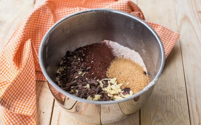 muffin triplo cioccolato step (2)