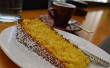 La torta all'arancia e limone con la ricetta per il Bimby