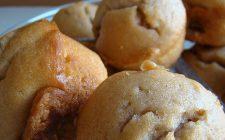I muffin ai kiwi e cioccolato bianco da fare in casa