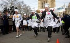 Padelle al traguardo: Pancake Day