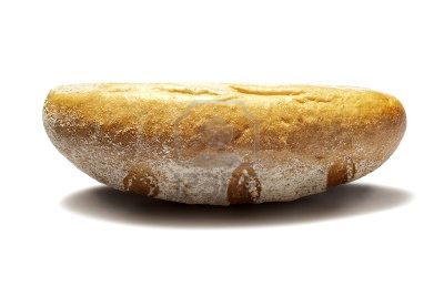 pane capovolto