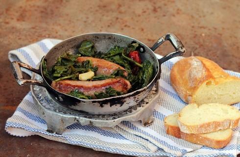 Salsiccia e friarielli