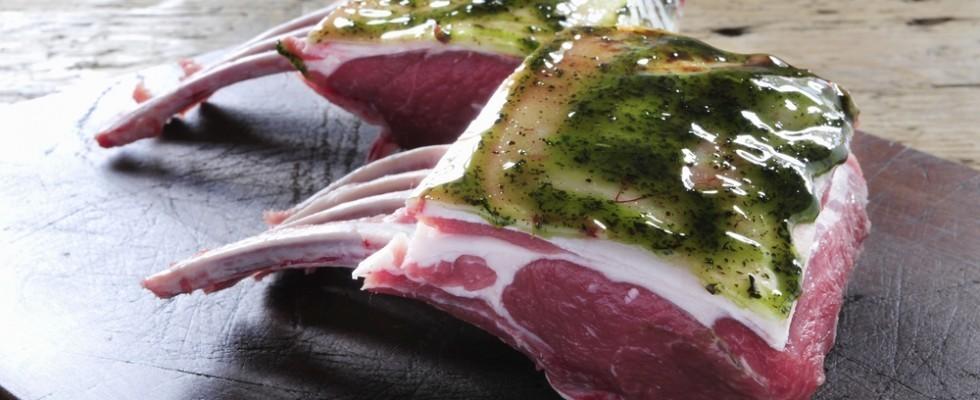 Pecore, agnelli, capre: i principali tagli di carne ovina